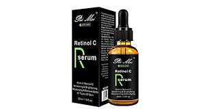 Retinol C <b>facial serum whitening brightening</b> moisturzing anti ageing ...