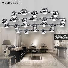 italian new design modern led chandelier light modern led suspension hanging light fixture for foyer dining room md8602 l24