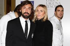 Juventus, Andrea Pirlo si separa dalla moglie Deborah Roversi - Calcioblog