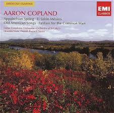 copland orchestral works copland orchestral works emi 2066342 st classical cd reviews