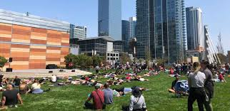 the secret gardens of san francisco downtown parks and open spaces