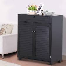 Decorating black shoe cabinet with doors pictures : Shoe Storage Cabinet With Doors | Best Home Furniture Design