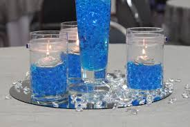 Turquoise And White Wedding Decorations 17 Best Images About Color Decor And Flowers On Pinterest
