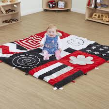giant black white rug large
