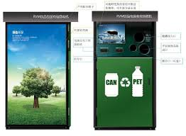 Reverse Vending Machines Cool Special OEM Outdoor Use Reverse Vending Machine Recycle Plastic