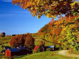 free nature wallpaper for fall. Autumn Landscapes Woodstock In Vermont Free Nature Wallpaper For Fall