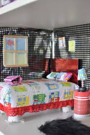 doll furniture recycled materials. Make A Barbie Dollhouse Out Of Recycled Materials Doll Furniture Pinterest