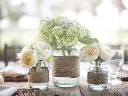 Decorating Jam Jars For Wedding Stylish Idea Rustic Table Decorations Wedding Centerpieces 77
