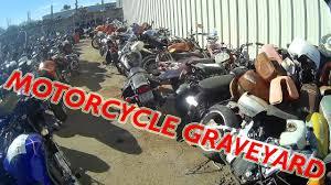 mc graveyard bob s used motorcycle parts youtube