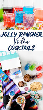 how to make jolly rancher vodka recipe for rainbow ls
