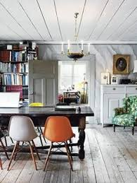 lantliv anna kern gustav willers vine flea market rustic scandinavian mid century modern dining room by recent settlers via furniture inspiration
