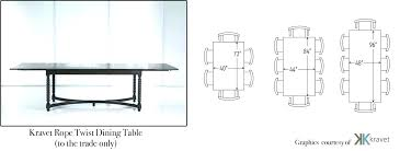 round table size for 6 people 8 person table size stylish 8 dining table dimensions 6
