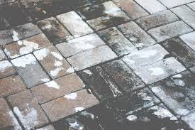 patio care how to clean flagstone