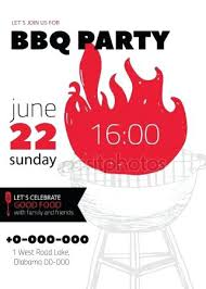 barbecue invitation template free bbq party invitation templates free updrill co