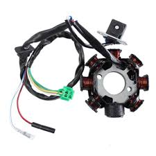 chinese atv stator wiring diagram chinese image gy6 6 pole stator wiring diagram wiring diagram and hernes on chinese atv stator wiring diagram
