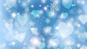 Blue Heart Wallpaper Hd