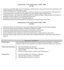Entry Level Attorney Resume Example And 5 Tips For Writing One Zipjob