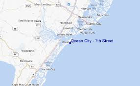 Ocean City 7th Street Surf Forecast And Surf Reports New
