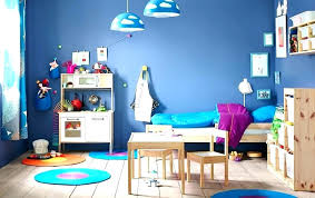 kids bedroom lighting ideas. Kids Bedroom Lighting Ideas Room Blue Color Paint With White And G