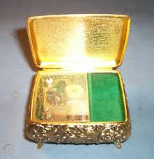 Not exactly sure what piece you need? Rare Vintage Sankyo Brass Mockingbird Trinket Music Box From Japan Visible Parts 543584965
