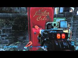 Fallout 4 Nuka Cola Vending Machine Enchanting Fallout 48 The Magic Nuka Cola Vending Machine YouTube