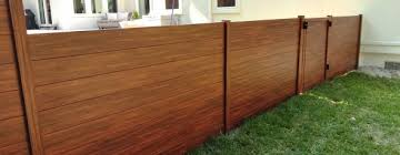 Knotwood An Aluminum Privacy Fence AAA Fence Charleston