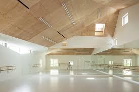 Ballet Studio Design Gallery Of Y Ballet School Y M 14 Dance Studio Design