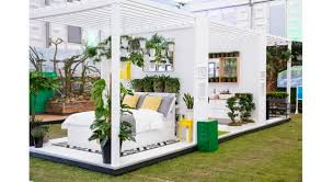 Small Picture Indoor Garden Design brings plants into the home at RHS Chelsea