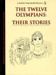 12 Olympians Chart Amazon Com The Twelve Olympians Their Stories
