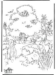 Creation Coloring Page Creation Coloring Pages Fresh Creation