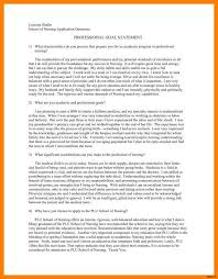 Sample Goal Statement For Graduate School Awesome Goal Statements