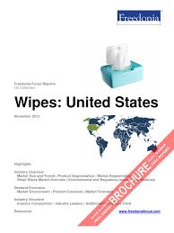 Wipes: United States | Market Segmentation | Forecasting