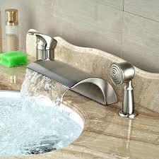 delta single handle bathtub faucet repair leaky tub faucet tub faucets