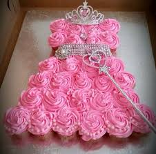 Wonderful Diy Amazing Wedding Dress Cupcake Prince Princesses