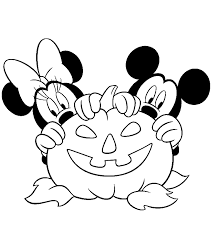 Small Picture Halloween Coloring Pages Mickey Mouse Baby Mickey Mouse And Pluto