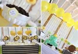 Bee Baby Shower  EtsyBumble Bee Baby Shower Party Favors
