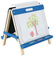table top easel. blick studio children\u0027s tabletop easel table top