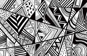 navajo designs patterns. Black White Abstract Pattern Vector Line Drawing Graphic Pen Textile Vasare Nar Commission Summer Trend Contemporary Navajo Designs Patterns