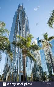 christ cathedral formerly called crystal cathedral in garden grove california usa