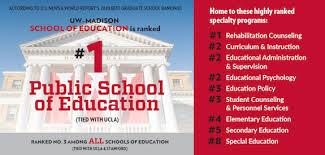 Uw Madison School Of Education