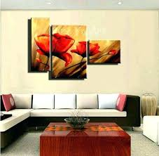 3 piece canvas wall art sets medium size of art sets for living room with within