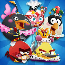 Angry Birds POP - Costumes are NOW available for you to...
