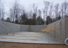Small Picture Disadvantages of Concrete Basement Walls Composite Panel Systems