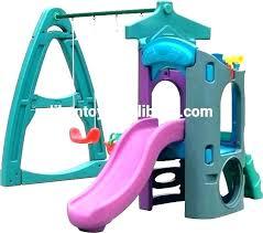 toddler swing and slide set toddler swing set with slide indoor swing set for toddlers indoor