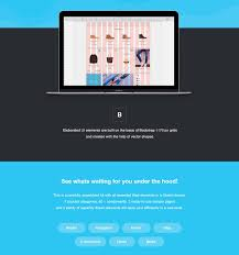 Flame Free Web Ui Kit Elaborated Ui Elements Built On Bootstrap