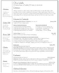 Cosmetology Resume Examples Fascinating Sample Cosmetology Resumes Cosmetology Resume Examples Cosmetology