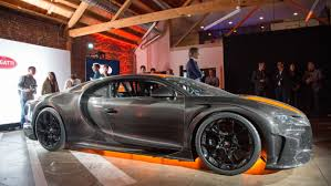 I guess the bugatti chiron supersport project became more important. The 300 Mph Bugatti Chiron Still Has Dead Bugs On It