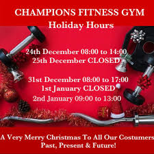 CHAMPIONS <b>FITNESS GYM</b> - Home | Facebook
