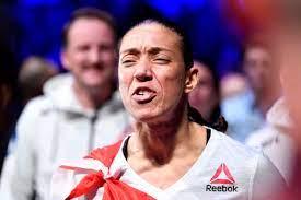 Irene Aldana fight at UFC 268 ...