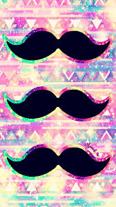 cute girly mustache wallpaper. Interesting Mustache Triple Mustache Galaxy Wallpaper Androidwallpaper Iphonewallpaper  Wallpaper Galaxy Sparkle Glitter And Cute Girly L